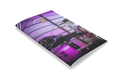 Saddle Stitch Booklets 8.5x11